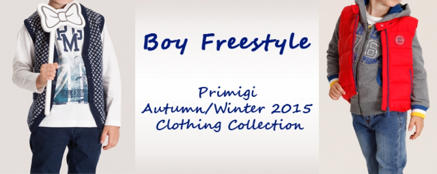 Primigi fall winter 2015-2016 boys collection