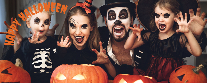 ANIMALI E ZOMBIE: HALLOWEEN PARTY…ALLO ZOO!
