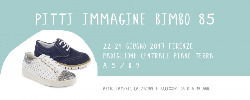 PRIMIGI is back to PITTI BIMBO for the 85th edition!